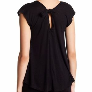 Bobeau Tie Back Top